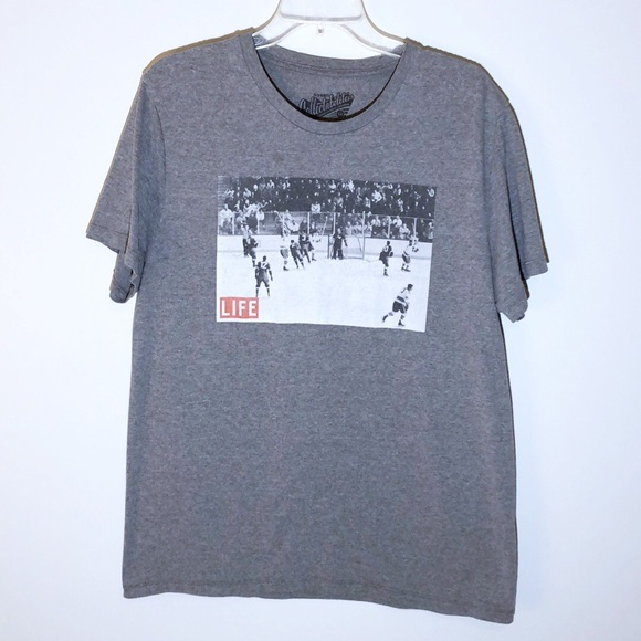 79297985a059f Old Navy Tops - Miracle On Ice T-Shirt - Old Navy Collectibilitees